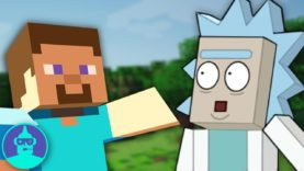 10 Minecraft References in Pop Culture YOU Should Know! (Rick & Morty, Simpsons, South Park +MORE)
