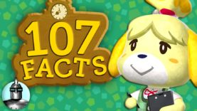 107 Animal Crossing Facts that YOU Should Know! | The Leaderboard
