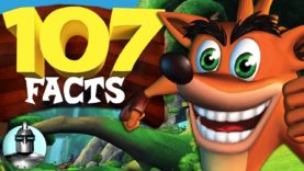 107 Crash Bandicoot Facts That YOU Should KNOW | The Leaderboard