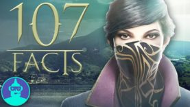 107 Dishonored 2 Facts YOU Should Know!!! | The Leaderboard