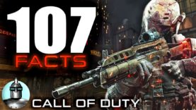 107 Facts About Call of Duty: Black Ops 1 & 2 YOU Should KNOW | The Leaderboard
