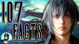 107 Final Fantasy XV Facts YOU Should KNOW   The Leaderboard