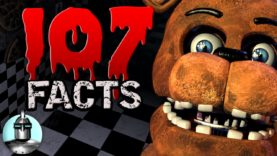 107 Five Nights At Freddy's Facts YOU Should Know! | The Leaderboard