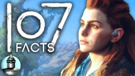 107 Horizon Zero Dawn FACTS YOU Should Know | The Leaderboard