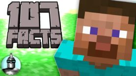 107 Minecraft Facts YOU Should Know! | The Leaderboard