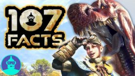 107 Monster Hunter World Facts You Should Know!!!   The Leaderboard