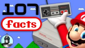 107 NES Facts – Nintendo Facts YOU Should Know! | The Leaderboard