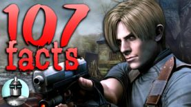 107 Resident Evil Facts YOU Should Know | The Leaderboard