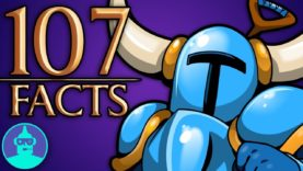 107 Shovel Knight Facts YOU Should Know!!! | The Leaderboard