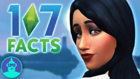 107 Sims 4 Facts YOU Should KNOW!! | The Leaderboard