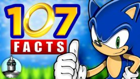 107 Sonic Facts YOU Should Know!   The Leaderboard