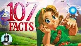 107 The Legend of Zelda: The Wind Waker Facts YOU Should Know! | The Leaderboard