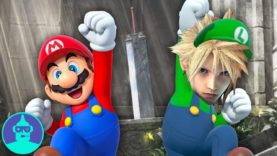 11 TOP Final Fantasy References in Pop Culture!!! (Undertale, Mario, WWE +MORE)   The Leaderboard