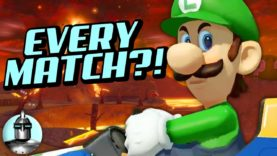13 MARIO KART  8 Players You Find in EVERY Match!   The Leaderboard