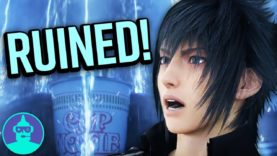 15 Things That Totally RUINED Final Fantasy XV | The Leaderboard
