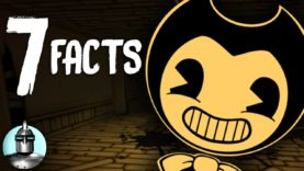 7 Bendy and The Ink Machine Facts YOU Should Know! | The Leaderboard