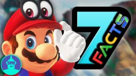 7 Super Mario Odyssey Facts YOU Should Know | The Leaderboard