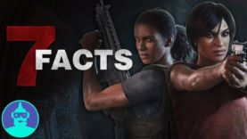 7 Uncharted Lost Legacy Facts YOU Should Know!!! | The Leaderboard