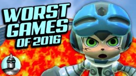 9 WORST Games of 2016 | The Leaderboard
