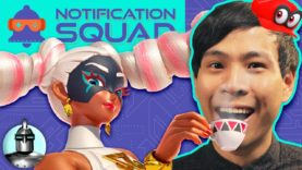 Best Nintendo Switch Game…ARMS, Splatoon 2, or Mario Odyssey?!? | Notification Squad S1 E2