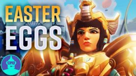 Blizzard World Easter Eggs You May Have Missed – New Map – Easter Eggs #15 | The Leaderboard