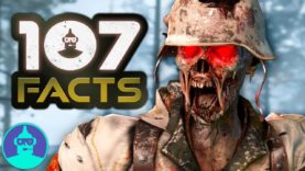 Call of Duty WW2 – New Zombie Campaign  (+107 Facts YOU Should KNOW) | The Leaderboard