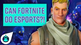 Can Fortnite Become The Next Big Esport? – The Starting Point (S2 e4) | The Leaderboard