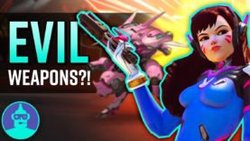 D.Va's Dark Past EXPLAINED – Overwatch Dark Secrets | The Leaderboard