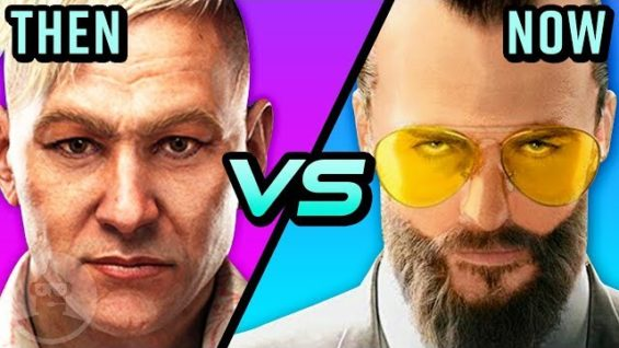 Far Cry 5 Vs Far Cry 4 – Then Vs Now – Evolution Of Far Cry  | The Leaderboard