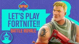 Fortnite Battle Royale Let's Play Highlights (Bazookas, Grenades, Stalking +More) | The Leaderboard