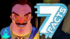 HELLO Neighbor EXPLAINED in 7 Facts YOU Should Know!!! | The Leaderboard