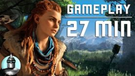 Horizon Zero Dawn 27 MINS. OF GAMEPLAY  | The Leaderboard