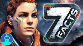 Horizon Zero Dawn: The Frozen Wilds – New Mechanical Beast +7 Facts YOU Should Know!!!