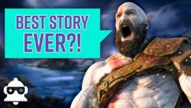 Is God Of War The Most Compelling Story of 2018?   UnMuted – S1e8
