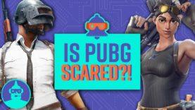 Is PUBG Afraid of Fortnite's Battle Royale Mode ??? | The Leaderboard