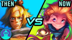League Of Legends – Then Vs Now – Evolution of League Of Legends   The Leaderboard