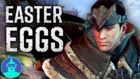 Monster Hunter World Easter Eggs & Secrets YOU Missed – Easter Eggs #14 | The Leaderboard