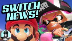 Nintendo Switch Event CONFIRMS Splatoon 2 + SO MUCH MORE! | The Leaderboard