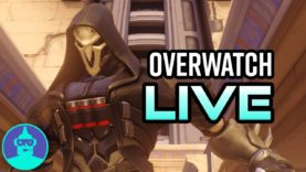 OVERWATCH Pro tips for Widow Main's and More  | The Leaderboard LIVE