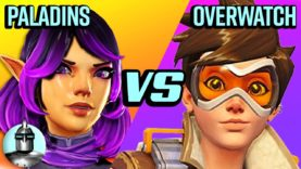 Overwatch Vs. Paladins ? – Which is better?!?? | The Leaderboard