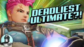 Overwatch: Weakest to Deadliest Ultimates | The Leaderboard