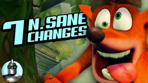 7 Changes to Crash Bandicoot N.Sane Trilogy 🤔! | The Leaderboard