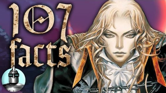 107 Castlevania: Symphony of The Night Facts YOU Should Know! ? | The Leaderboard