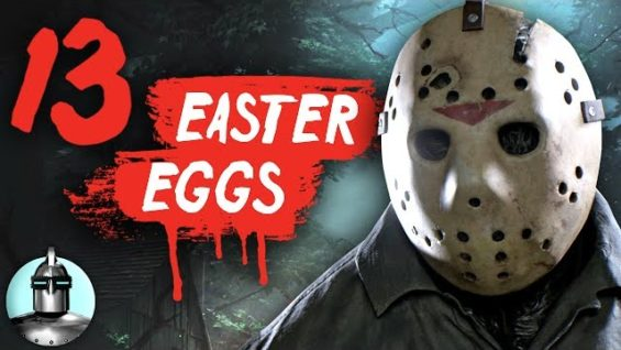 13 Friday The 13th Game Easter Eggs & Secrets YOU May Have Missed – Easter Eggs #2 | The Leaderboard