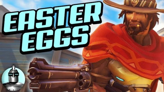 11 More Overwatch Easter Eggs YOU Missed – Easter Eggs #3 (Submitted by Fans) | The Leaderboard