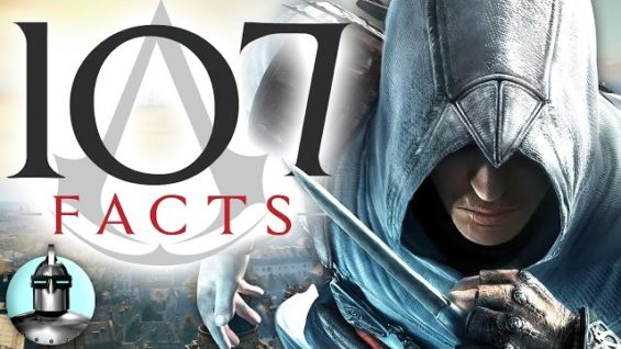 107 Assassin's Creed Facts YOU Should Know | The Leaderboard
