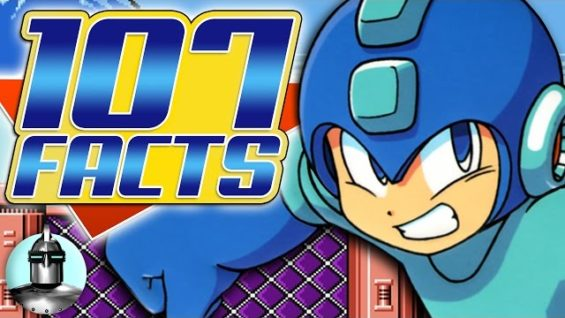 107 Mega Man Facts YOU Should Know | The Leaderboard