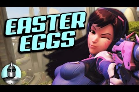 12 OVERWATCH Easter Eggs YOU Probably MISSED – Easter Eggs #1 | The Leaderboard