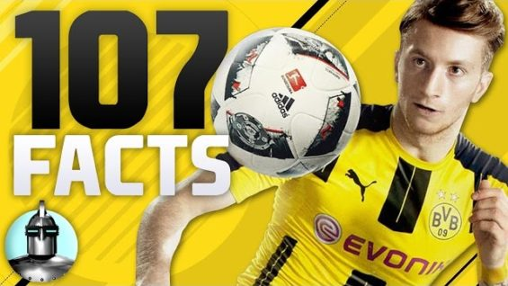 107 FIFA 17 Facts YOU Should Know – EA Sports Facts | The Leaderboard