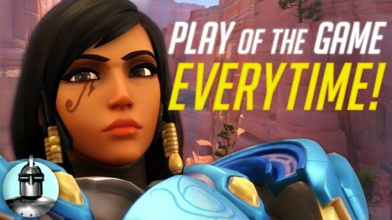 Overwatch – How To Get Play of The Game Everytime! | The Leaderboard